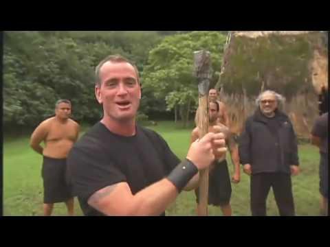 ドキュメンタリー 世界の最強武術を体得せよ 09 血の島