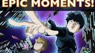 MOB PSYCHO 100: EPIC MOMENTS!!!