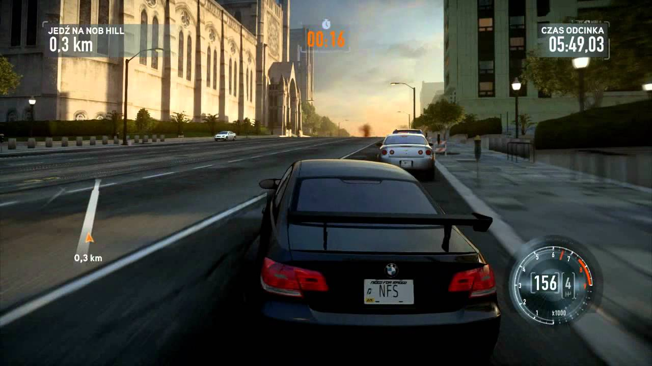 San Francisco Bmw >> NFS The Run: BMW M3 GTS (E92) - Escape from San Francisco [720p] - YouTube