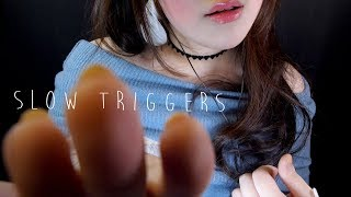 ASMR All of Slow Triggers for Relaxation and Sleep 🌙