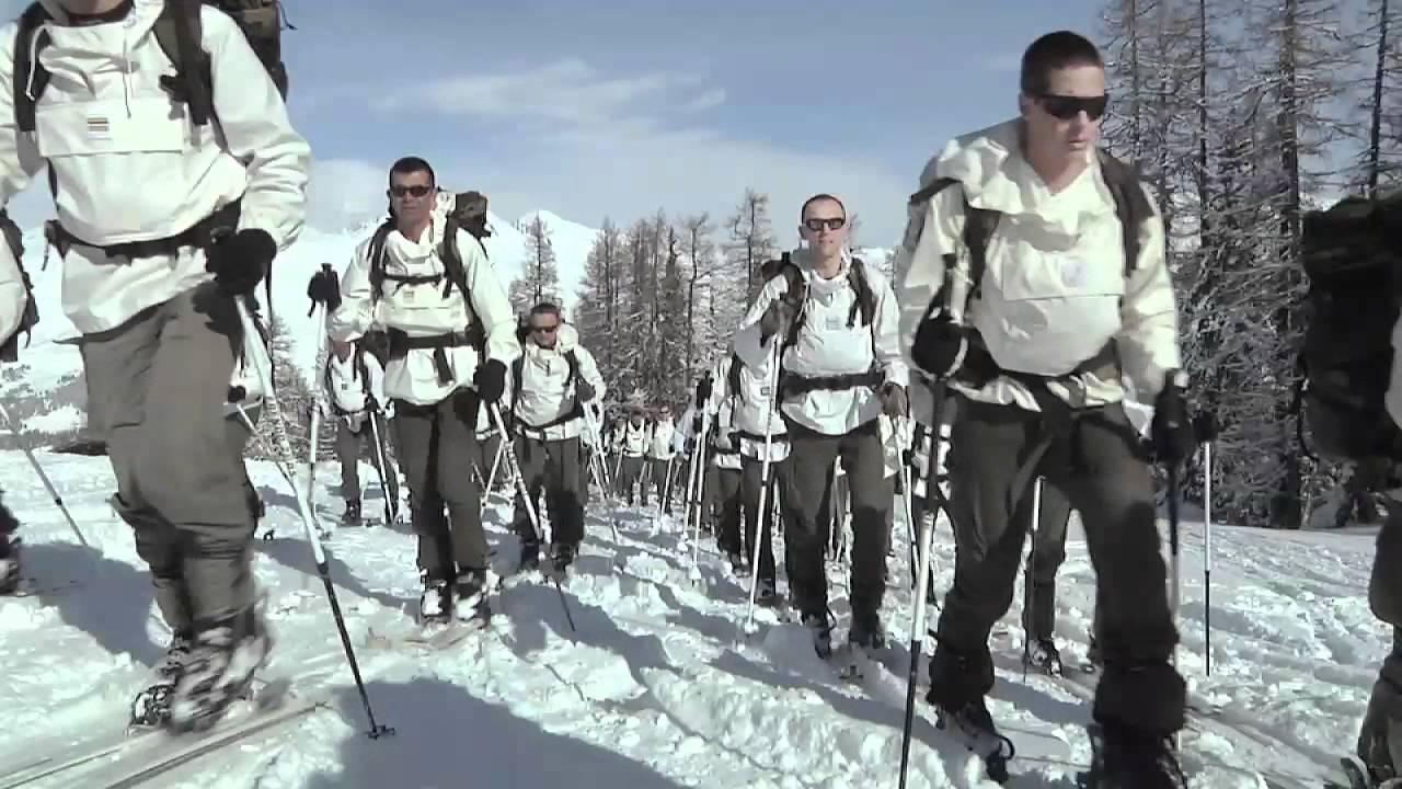 Marche Des Chasseurs Alpins en