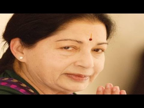 J Jayalalithaa sentenced to 4 yrs in jail