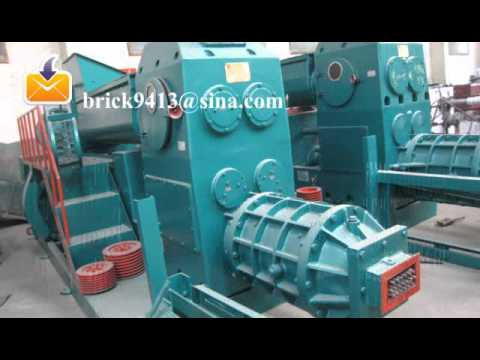 Turkmenistan clay brick machinery for clay brick factory/best brick machine (to brick9413@sina.com)