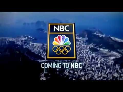 Chamada NBC Olympics Rio 2016