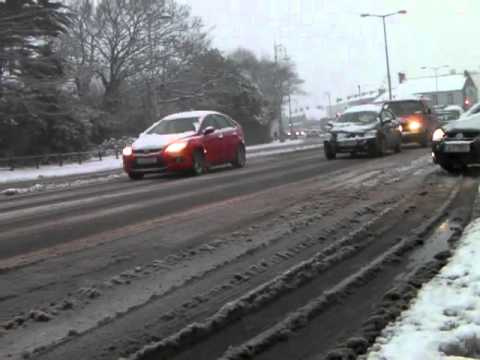 Fairview  Dublin Snow Chaos Dec 2010 Music Videos