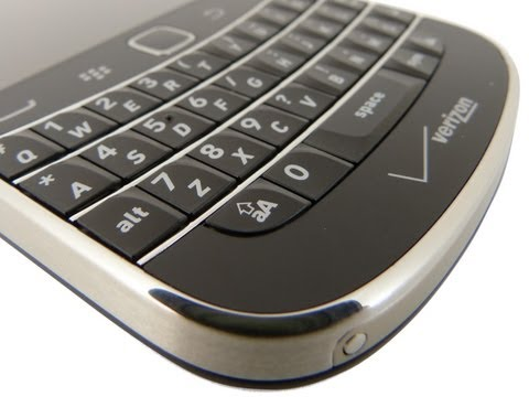 RIM BlackBerry Bold 9930 Review