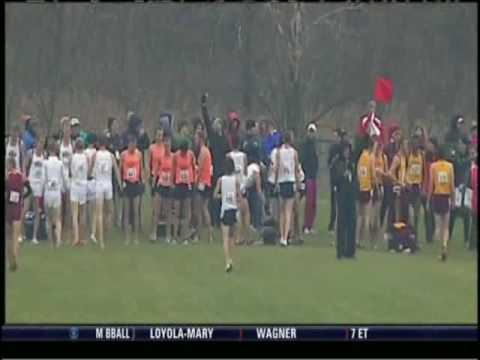 2008 NCAA Cross Country D1 Championship Race (1 of 4)