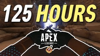 Apex LegendsㆍMy Progress from 1 HOUR to 125+ HOURS