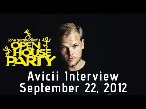 Open House Party | Avicii Interview - 9-22-2012