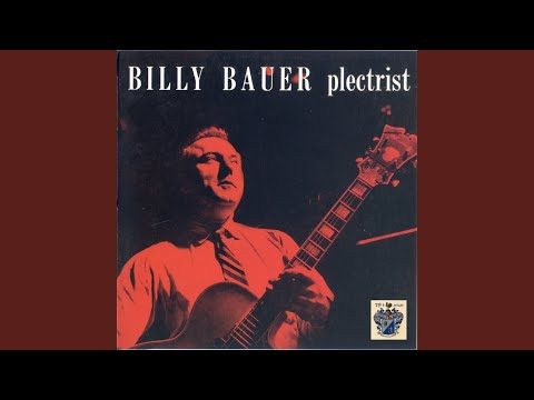 Billy Bauer - Its A Blue World