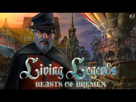 Living Legends 5: Beasts of Bremen #3 - Verborgen in der Dunkelheit (Let`s Play)