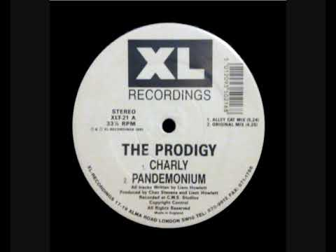 The Prodigy - Charly - The Alley Cat Mix