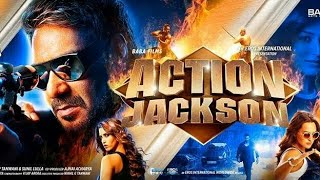 Action Jackson full hindi movie || Ajay Devgan and Sonakshi Sinha