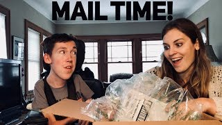 Mail Time - First Time Opening Mail from Our Subscribers! [CC]