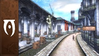 Oblivion Music Ambience Towns 10 Hours