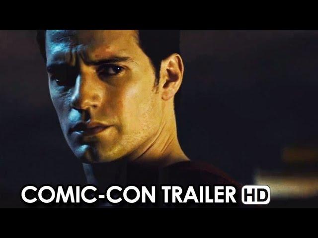 Batman v Superman: Dawn of Justice starring Henry Cavill, Ben Affleck - Comic-Con Trailer (2016) HD