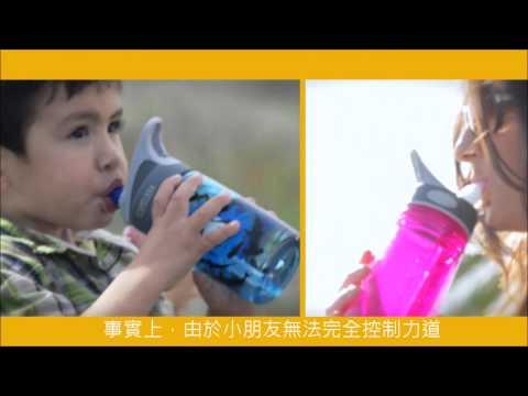 Camelbak水瓶耐用測試