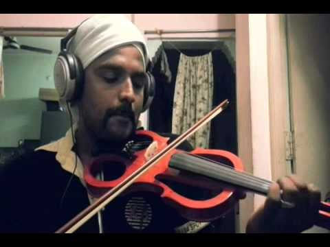 Thendral Vanthu Violin Cover