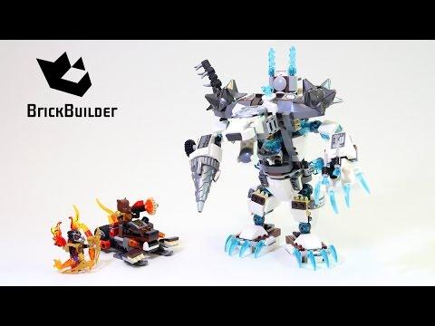 Lego Chima 70223 Icebite's