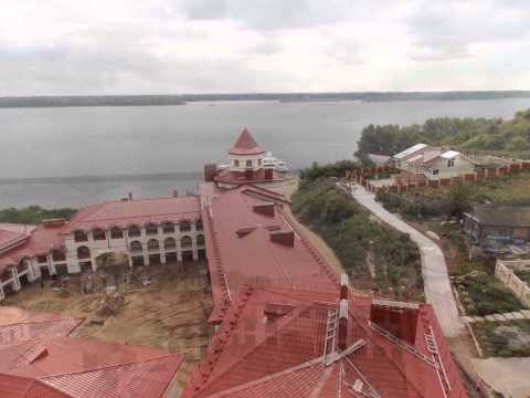 Винновка, мужской монастырь. Самарская область.