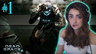 THIS IS SO MUCH WORSE! - Dead Space 2 Blind Playthrough - Part 1