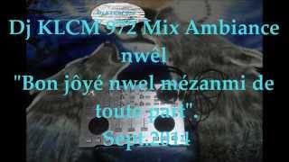 Dj KLCM 972(10.11.14) - Mix Ambiance de Noël(Rétro+Nvo) 2014