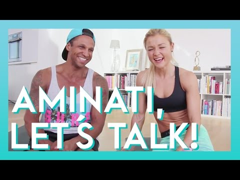 Talk Mit Daniel Aminati - Fitness, Ernährung, Stoffwechsel - Sophia Thiel