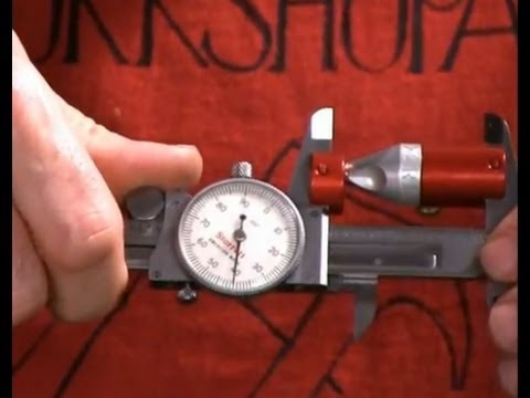 Measuring the Rim Thickness of 22LR for Improved Accuracy Part 1