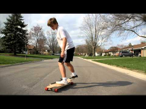 Longboard Trick Tip: The Swish