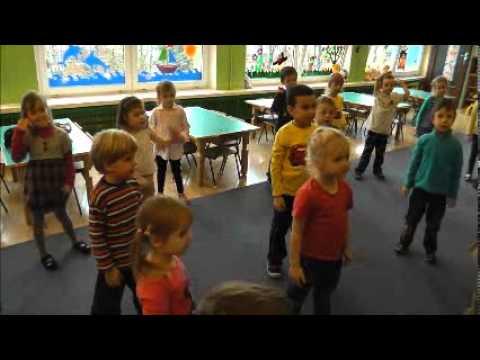 Nauka Tańca Świątecznego - Przedszkole