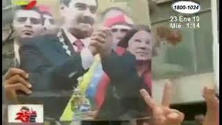 Donald Trump, reconoce a Juan Guaidó como el legitimo mandatario de Venezuela