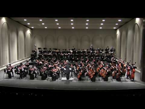 Lord of the Rings - Fellowship of the Ring by Moanalua HS Symphony Orchestra@2010 Aloha Concert