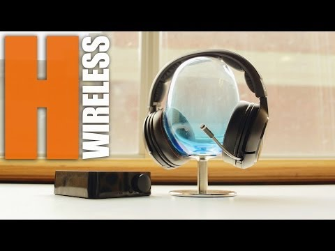 SteelSeries H Wireless Gaming Headset Review