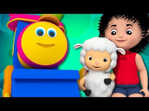 Mary Had A Little Lamb | Kindergarten Nursery Rhyme For Children by Kids Tv