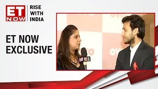 OYO founder Ritesh Agarwal & CEO Aditya Ghosh on new plans | ET Now Exclusive