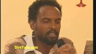 "Ethiopian Poem: ""Sewedesh"" ስወድሽ (Andualem Tesfaye Recited Best Love Poem Ever)"