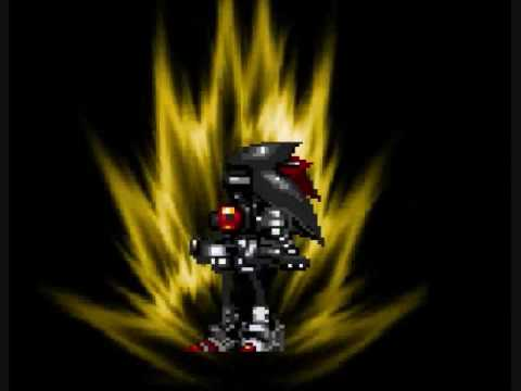 MECHA SONIC VS MECHA SHADOW