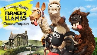 Direktur Perspektif - Farmers Llamas - Shaun the Sheep