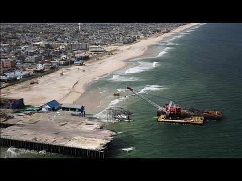 Sandy Victims Resist Plans to Protect Jersey Shore