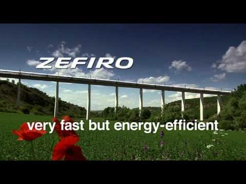 Bombardier's ZEFIRO high speed train is one of the fastest trains in operation in the world. Through energy saving technologies, the highest seating capacity...