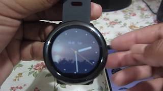 Amazfit Pace Smart Watch - How To Load a Custom Image on Watch Face