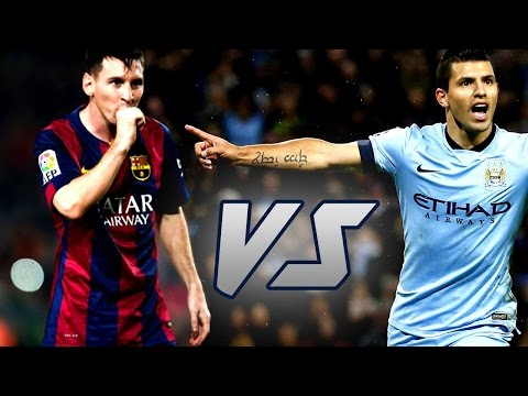 Lionel Messi vs Sergio Aguero ● Amazing Goals Show 2014/15 | CO OP ft. BarcaBoy1011 | HD