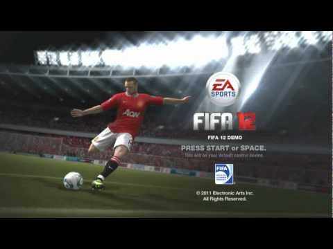 FIFA 12 | Menu Walkthrough
