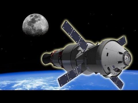 kerbal nasa orion spaceship - photo #2