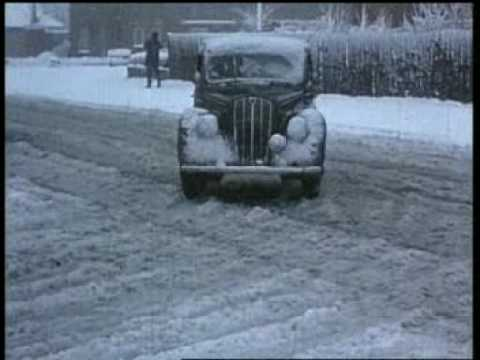 Early 60 s British road safety film.