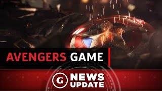 New Avengers Game Coming from Square Enix - GS News Update
