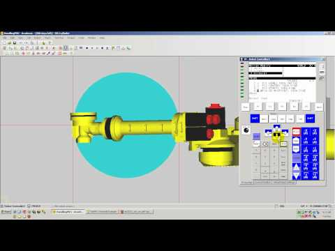 Circle Command Fanuc.avi