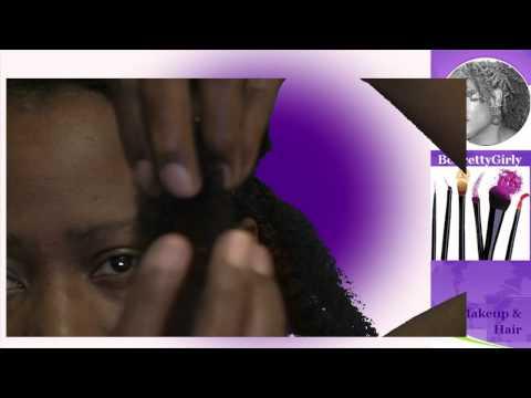 MicroBraid Afro Kinky Hair ep#11-14