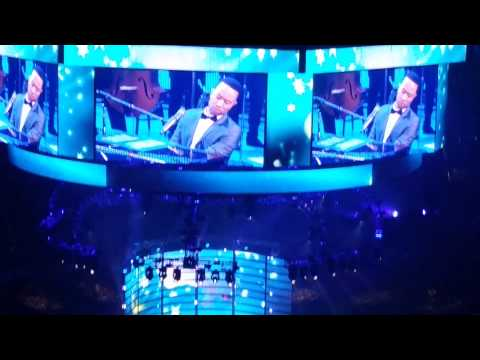 Houston Livestock Show and Rodeo 2015 John Legend