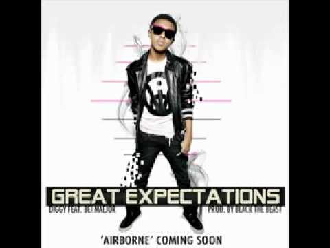 diggy Simmons - Great Expectations ft Bei Maejor lyrics NEW
